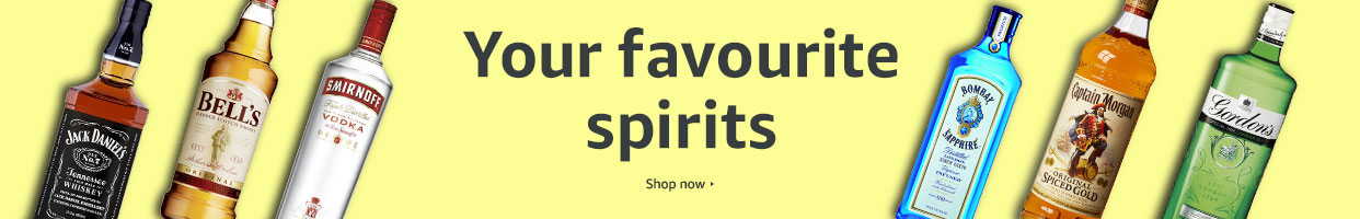 Your faourite spirits