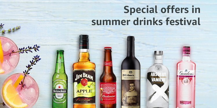 Summer Drinks Festival