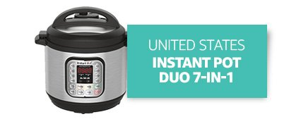 United Stats: Instant Pot Duo 7-in-1