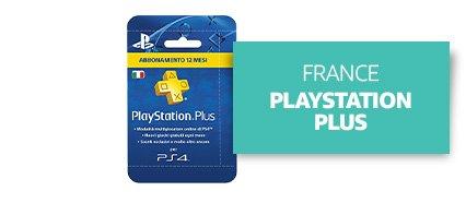 France: PlayStation Plus