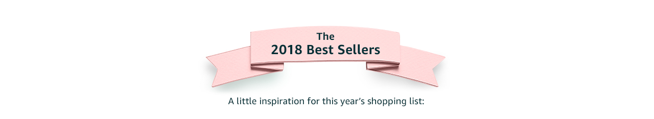 The 2018 Best Sellers