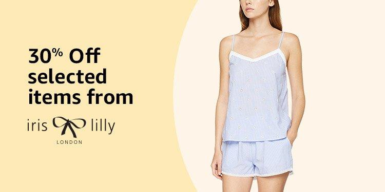 30% off Amazon exclusive fashion