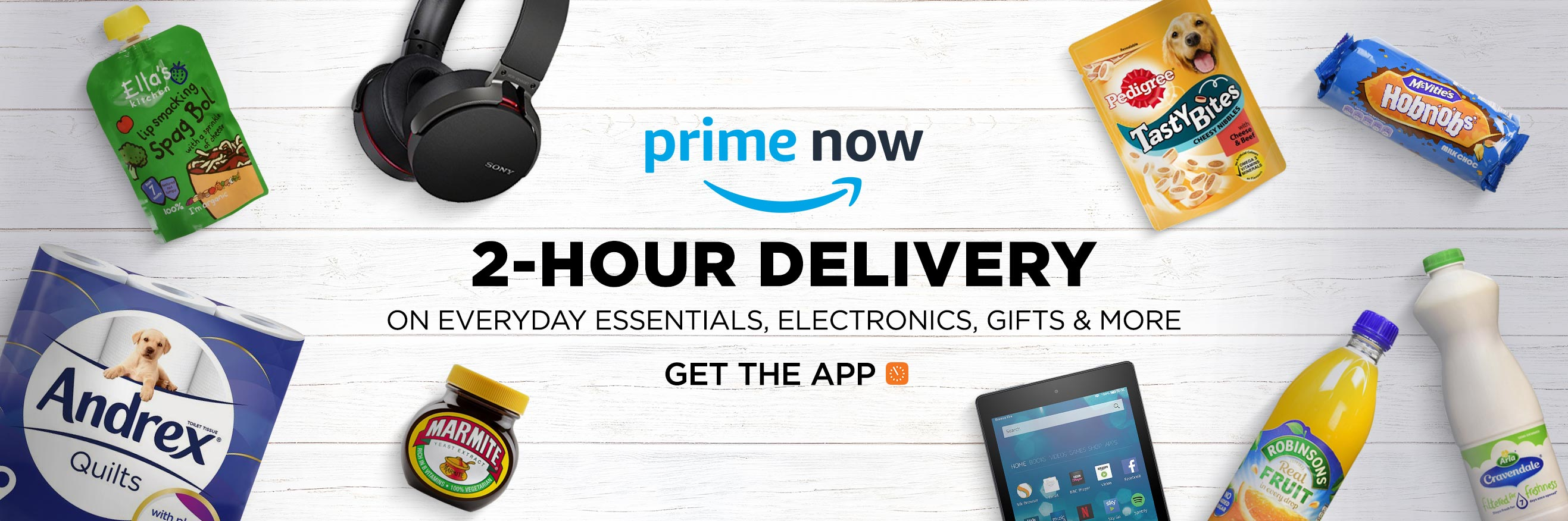 Prime Now: 2-Hour delivery on everyday essentials, gifts, and more.