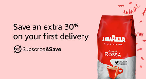 Save an extra 30% on your first Subscribe and Save delivery