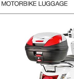 Motorbike Luggage
