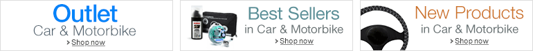 Car Outlet and Best Sellers