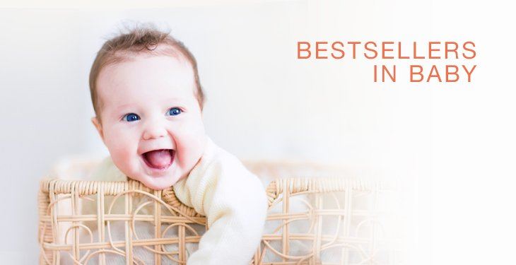 Baby bestsellers