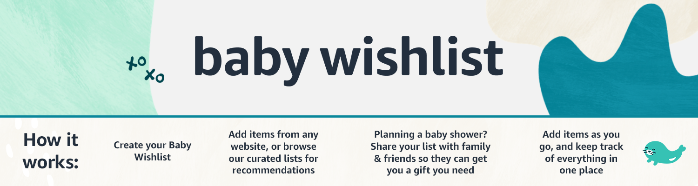 Baby Wishlist
