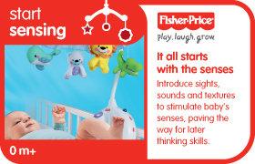 Fisher-Price Sense Milestone Small