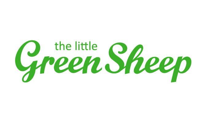 The Little Green Sheep