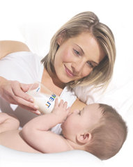 Bottlefeeding tips from Philips AVENT