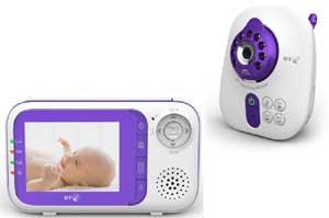 bt digital video baby monitor 1000 baby. Black Bedroom Furniture Sets. Home Design Ideas