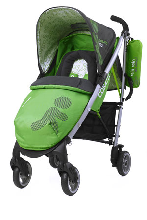 Cosatto Yo Stroller Fruit Salad Amazon Co Uk Baby