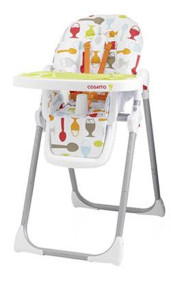 Cosatto Noodle Highchair Babi Pop: Amazon.co.uk: Baby