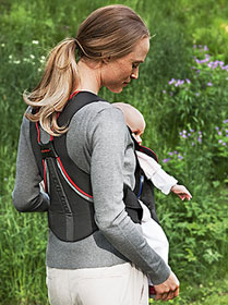 560ead3a076 Safe and user-friendly. The BabyBjorn baby carrier Active ...