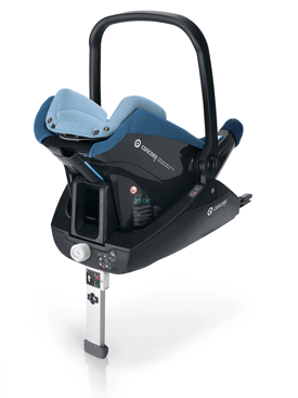 The Air on the Isofix platform
