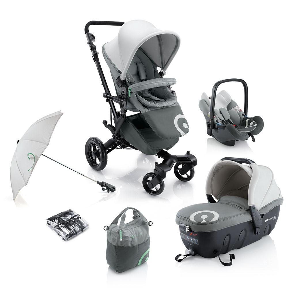 concord neo travel set beige 2014 range baby