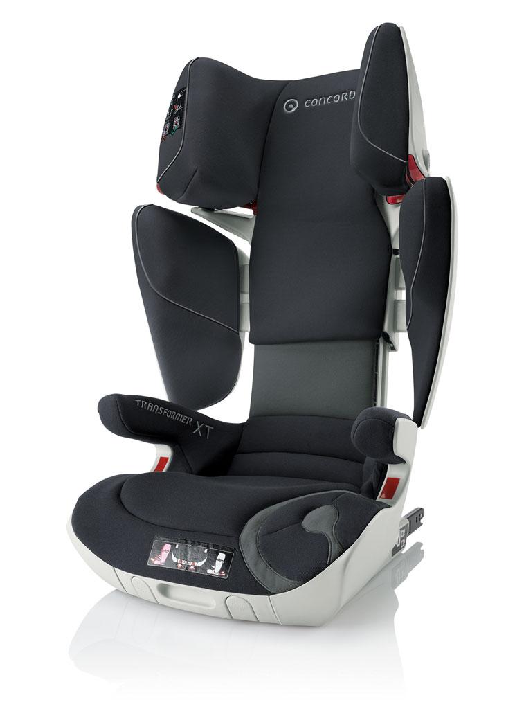 7b04ec1f3a6 Concord Transformer XT Group 2 3 Car Seat (Black) 2014 Range  Amazon ...