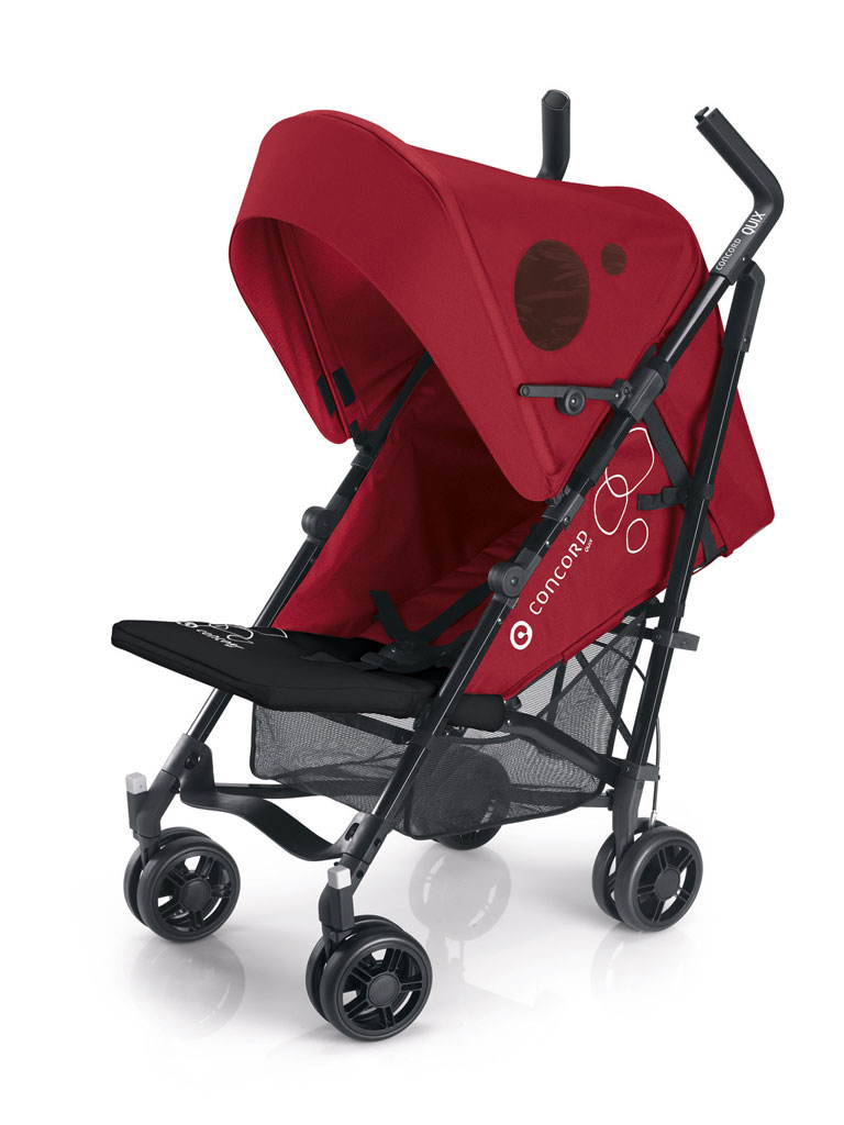Concord Quix Stroller  sc 1 st  Amazon UK & Concord Quix Stroller (Pepper): Amazon.co.uk: Baby