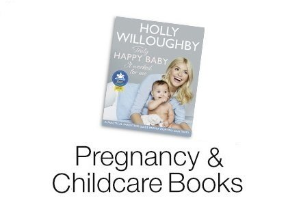 Pregnancy and Childcare Books
