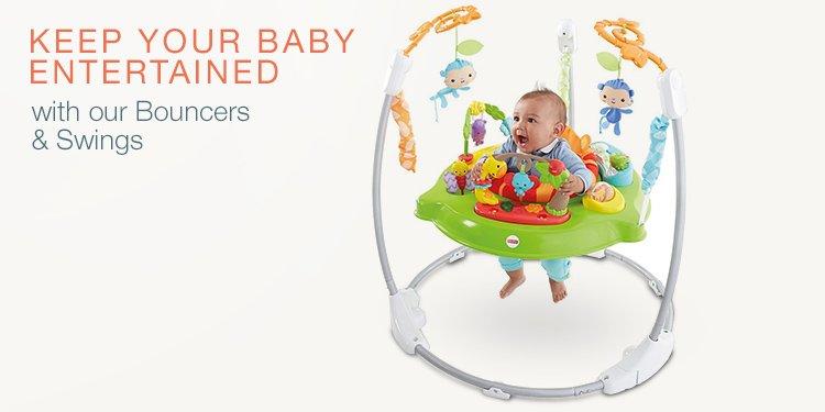 Baby Activity Amp Entertainment