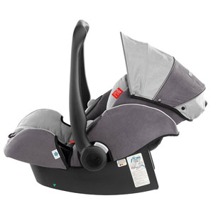 Young Profi Plus side view (high back rest)