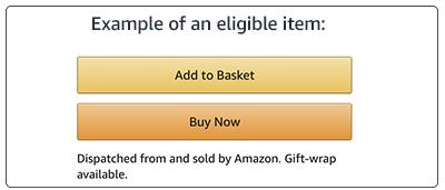 Eligible item