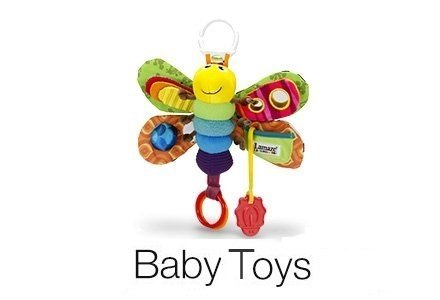 Baby toys and activity