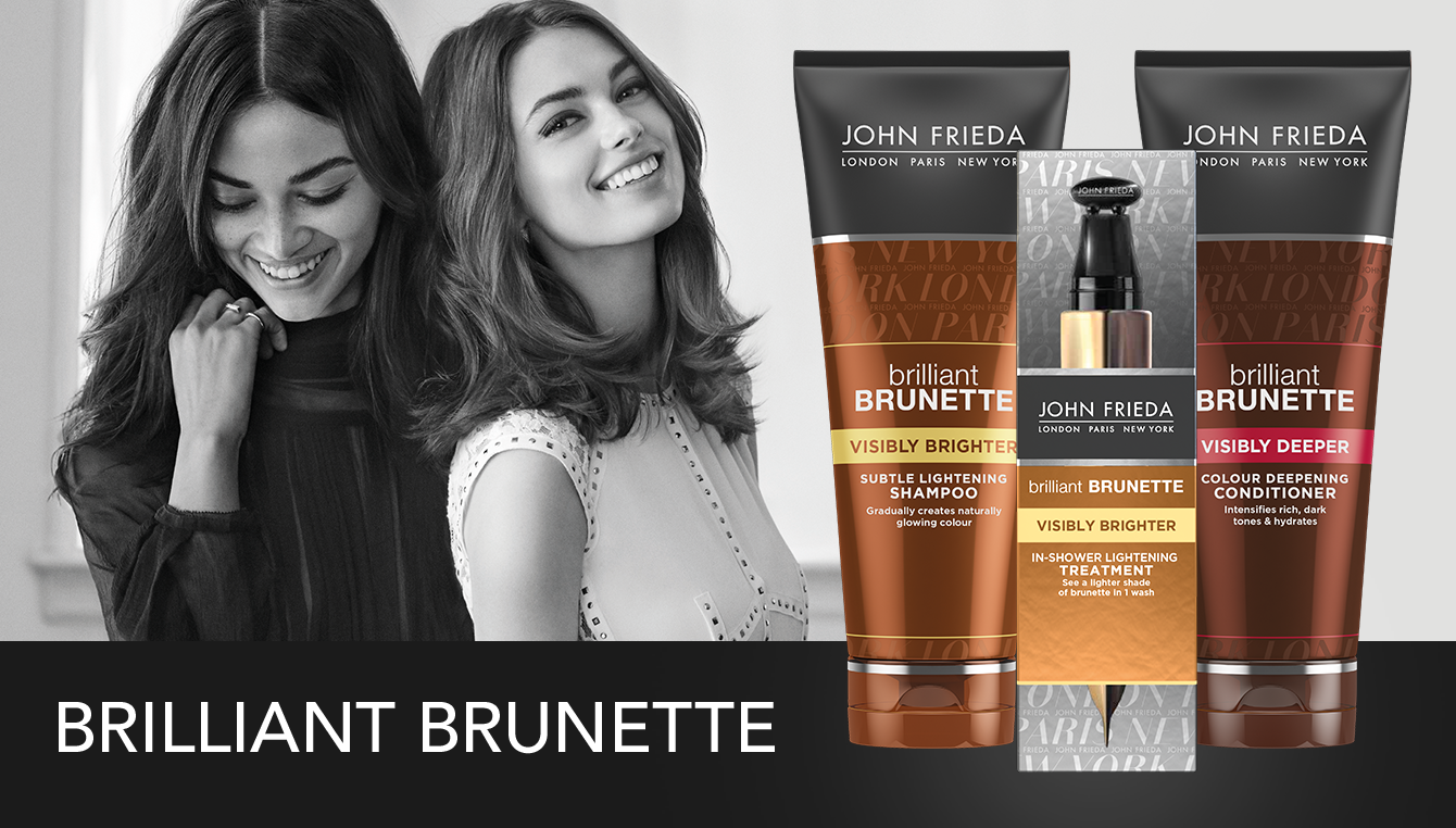 Brilliant Brunette