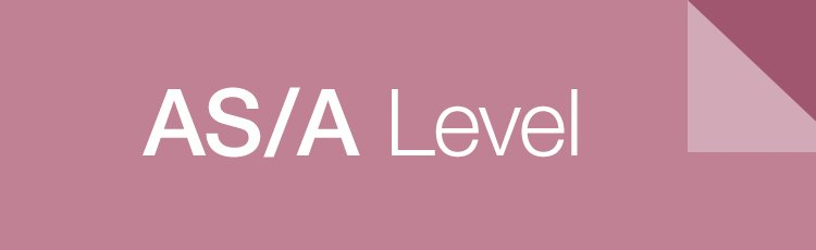 AS/A Level