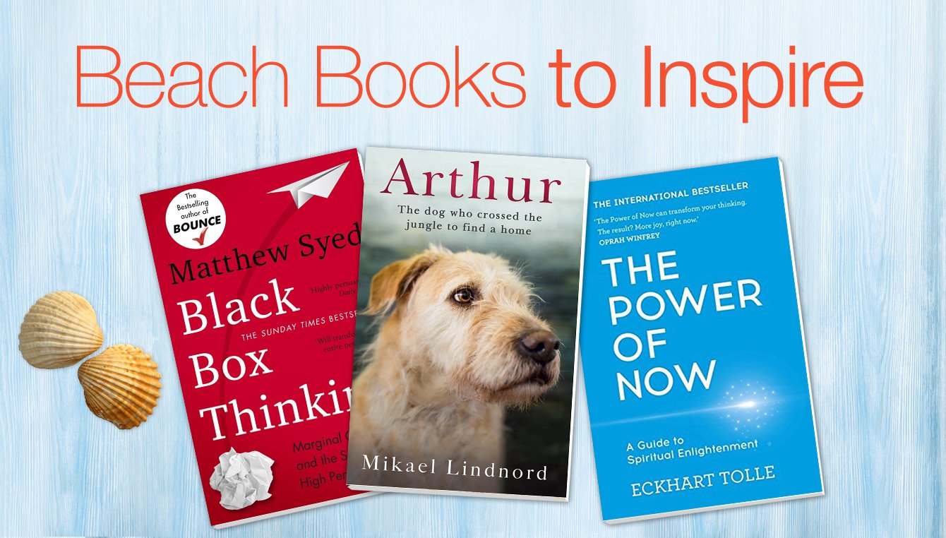 Beach Books to Inspire
