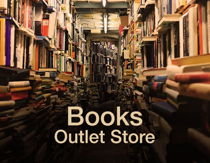 Books Outlet Store