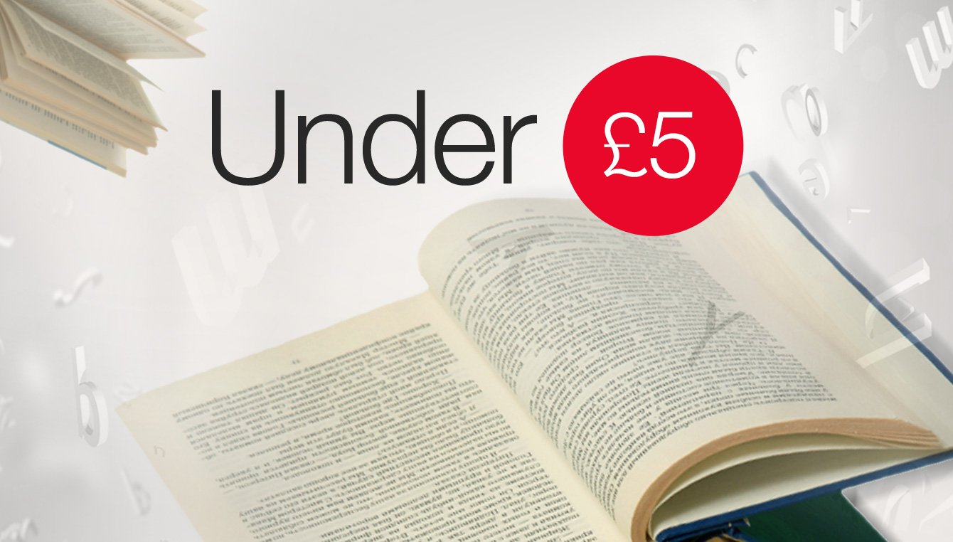 Cheap Books and Bargain Book Deals | Amazon UK