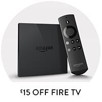 £15 Off Fire TV