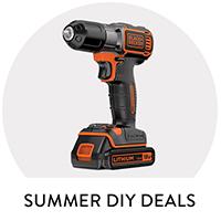 Summer DIY Deals