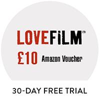 Lovefilm £10 Amazon Voucher Deal