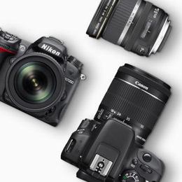Amazon Renewed Camera Products