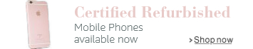 Visit the Certified Refurbished Mobile Phone Store