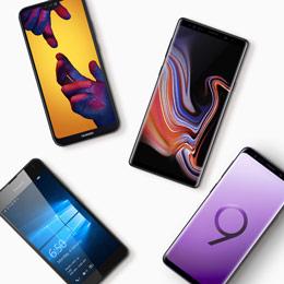 Amazon Renewed Smartphones