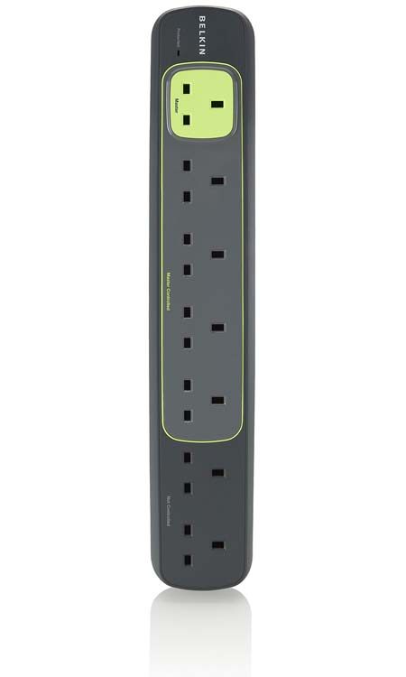 Auto Sensing Power Strip