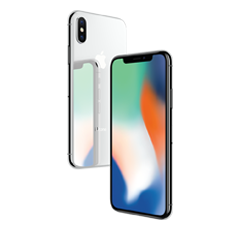 new concept b9162 5f035 Apple iPhone X (64GB) - Silver: Amazon.co.uk
