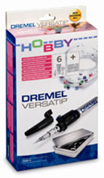 dremel hobby versatip 2000 6 butane soldering iron business industry science. Black Bedroom Furniture Sets. Home Design Ideas