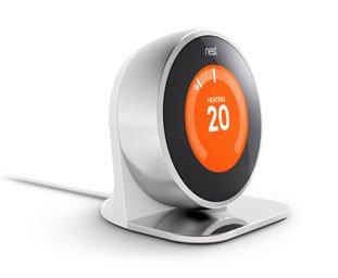 Nest Learning Thermostat Amazon Co Uk Diy Amp Tools