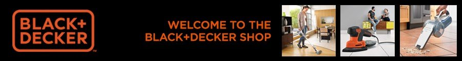 Black+Decker Store at Amazon.co.uk