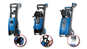 Pressure Washer Ranges