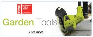 Ryobi Garden Tools