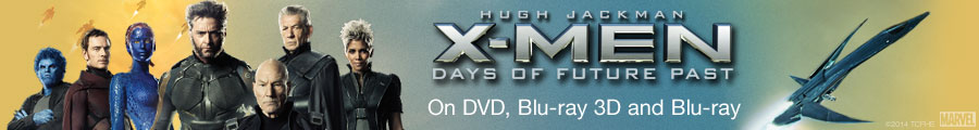 Welcome to the X-Men: Days of Future Past Store