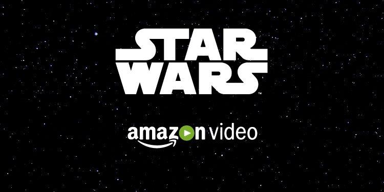 Star Wars on Amazon Video