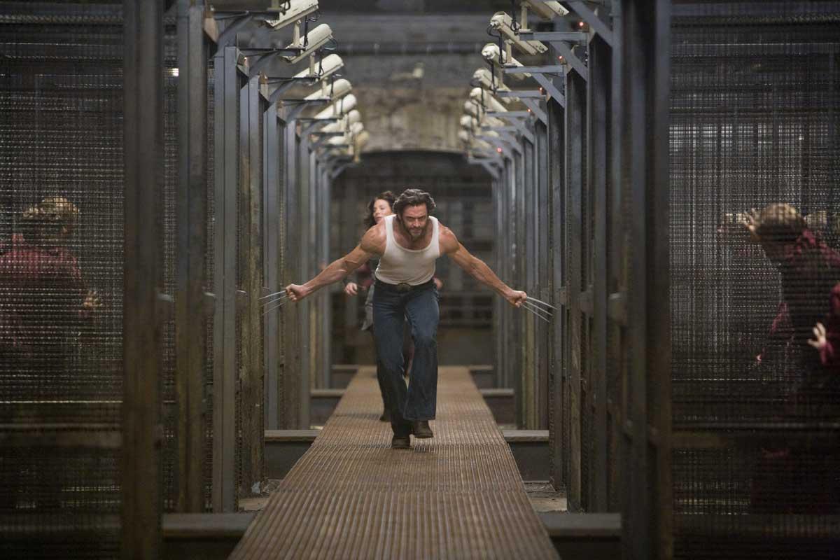 X-Men Origins: Wolverine [DVD] (2009): Amazon.co.uk: Hugh