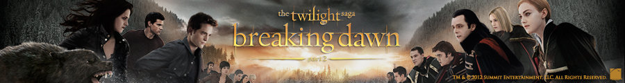 The Twilight Saga--Breaking Dawn: Part 2